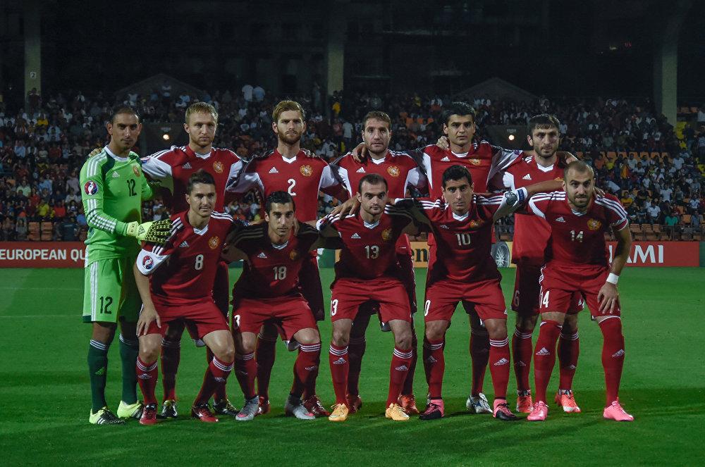 16 ֆուտբոլիստ հրավիրվել են ազգային հավաքական` Դանիայի հետ հանդիպմանը նախապատրաստվելու համար